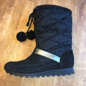 Coach Juniper Winter Boots